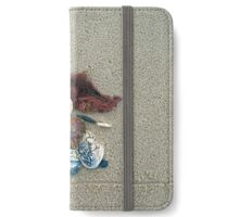 Wendy in the windy Weather iPhone Wallet/Case/Skin