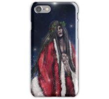 Santa iphone cases iPhone Case/Skin