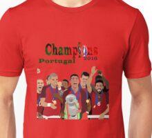 Euro 2016 RONALDO PORTUGAL Unisex T-Shirt