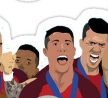 Euro 2016 RONALDO PORTUGAL Sticker