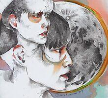 Moon Prince: LAY by haneulhome