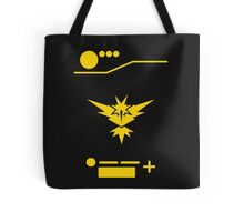 Team Instinct - Pokedex Style Tote Bag