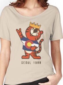 Hodori Women's Relaxed Fit T-Shirt