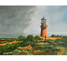 Gay Head Lighthouse Photographic Print