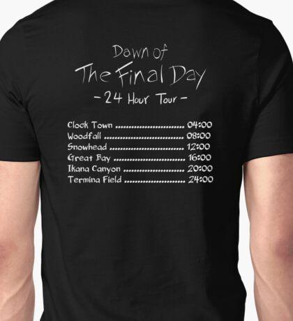 Dawn of the Final Day Official Tour Shirt Unisex T-Shirt