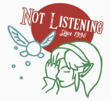 Still Not Listening Kids Tee