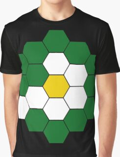 Hexagon Sun - Boards of Canada Graphic T-Shirt