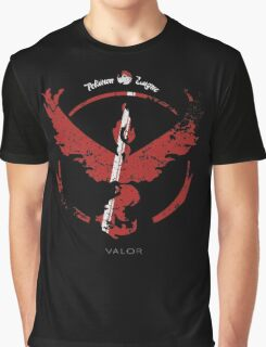 Valor Trainer Graphic T-Shirt