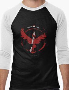 Valor Trainer Men's Baseball ¾ T-Shirt