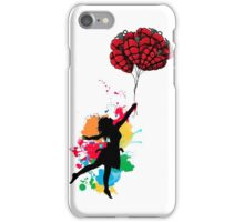 Cause everyone's heart doesn't beat the same - colored iPhone Case/Skin
