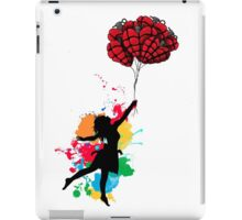 Cause everyone's heart doesn't beat the same - colored iPad Case/Skin