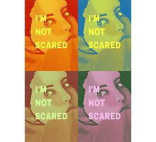 Haunt//Bed The 1975 Pop Art Photographic Print