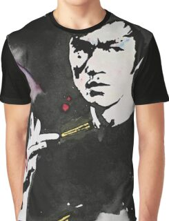 Bruce Lee Graphic T-Shirt