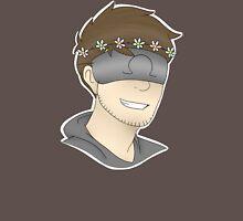 Ohmwrecker (Flower Crown) Unisex T-Shirt