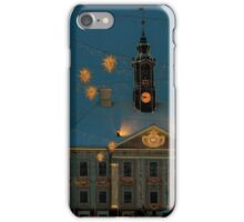 The Quiet of Christmas Morning iPhone Case/Skin