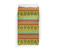 Multi Colored African Patterned Products Duvet Cover