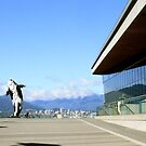 Vancouver, BC: 8-Bit Orca by ACImaging