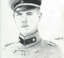 Erwin Rommel by Christopher Colletta