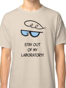 Dexter's Laboratory Quotes Classic T-Shirt