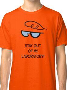 Dexter's Laboratory Quotes Classic T-Shirt