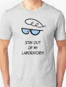 Dexter's Laboratory Quotes Unisex T-Shirt