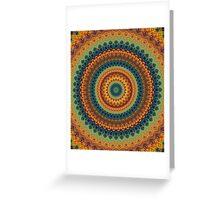 Mandala 120 Greeting Card