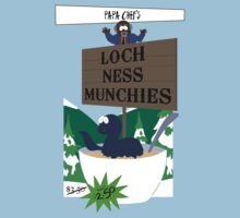 Papa Chef's Loch Ness Munchies by elytian