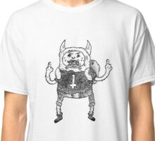 Adventure Time Black Metal Part. One Classic T-Shirt