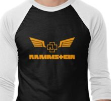Rammstein Wings Men's Baseball ¾ T-Shirt