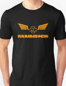 Rammstein Wings Unisex T-Shirt