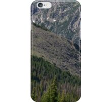 steep drops iPhone Case/Skin