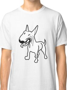 English Bull Terrier  Classic T-Shirt