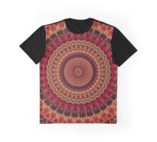 Mandala 121 Graphic T-Shirt