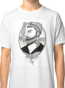 Newschool Smoking Alternative Sailor Classic T-Shirt