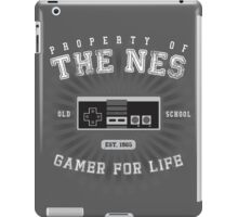 Property of the NES iPad Case/Skin