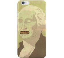 Washington-Wight iPhone Case/Skin