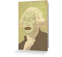 Washington-Wight Greeting Card