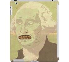Washington-Wight iPad Case/Skin