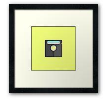 5 1/4 inch Framed Print