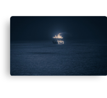 Dubrovnik Cruiser Canvas Print