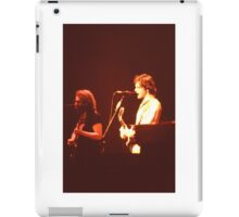 The Grateful Dead In Concert iPad Case/Skin