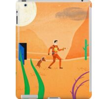 The Blue Door Adventures iPad Case/Skin