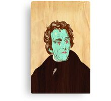 Andrew Jackson x3 Canvas Print
