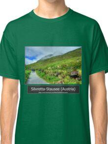 Summer trip to Tyrol, Austria Classic T-Shirt