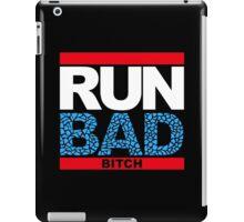 Run Bad iPad Case/Skin