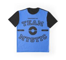 Property of Team Mystic Graphic T-Shirt