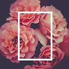 The 1975 Floral Rectangle by JonCoDes