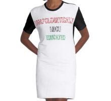 Black & Educated Graphic T-Shirt Dress