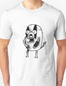 Adventure Time Black Metal Part. Two Unisex T-Shirt