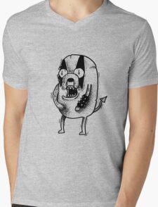 Adventure Time Black Metal Part. Two Mens V-Neck T-Shirt